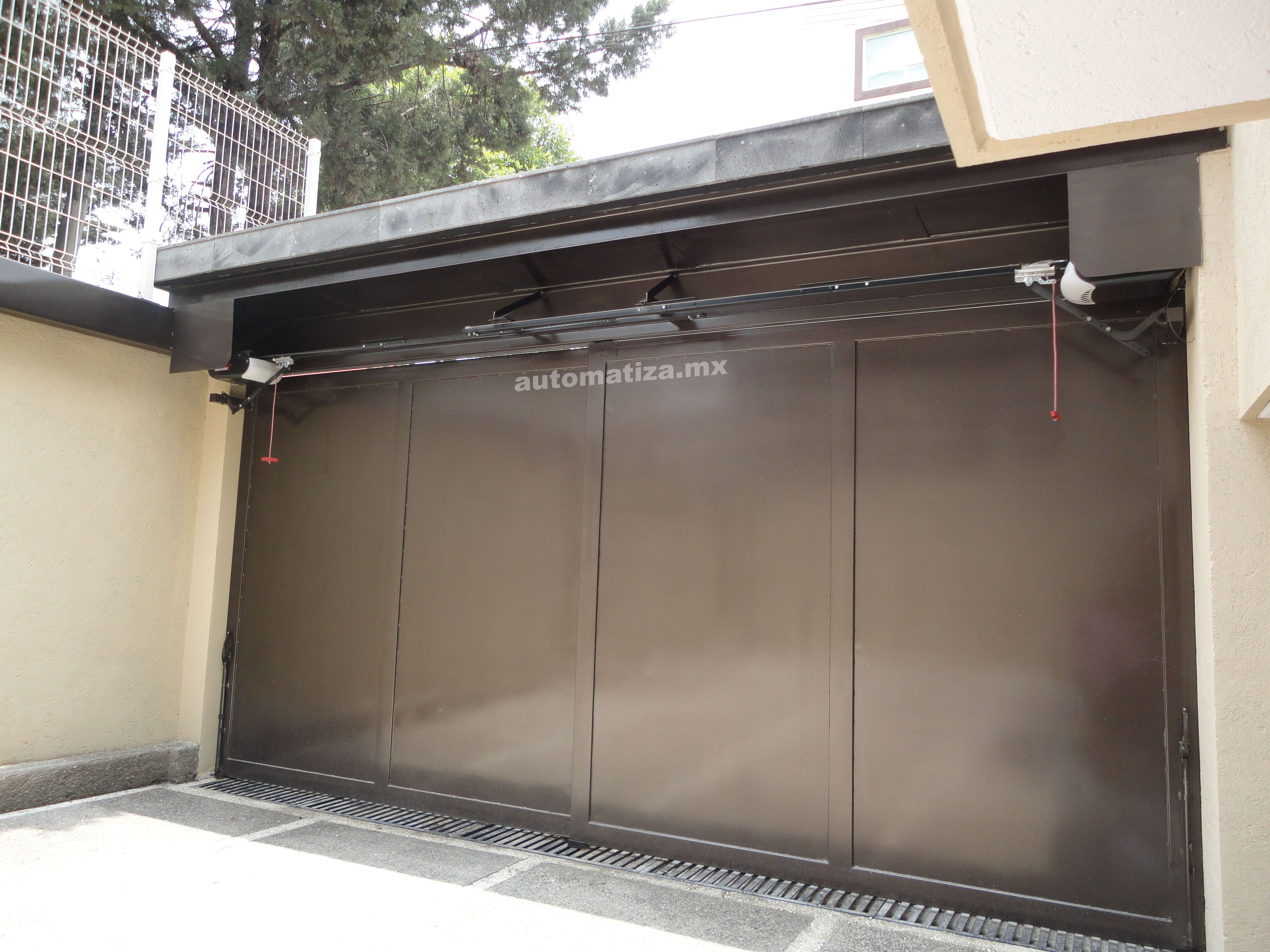 Características del abre puertas Merik 711M
