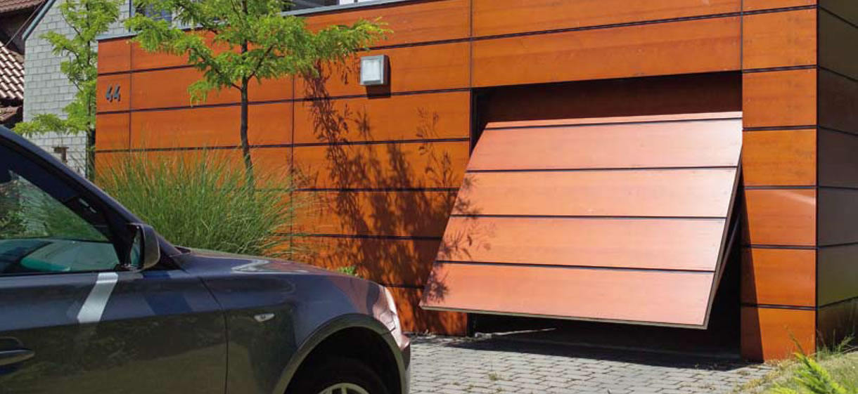 Consejos para comprar puertas de garaje