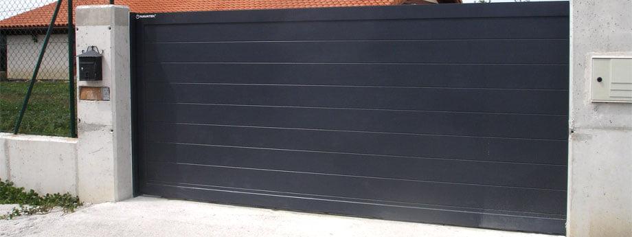 La importancia de adquirir puertas de garaje el ctricas de - Puertas automaticas para cocheras ...