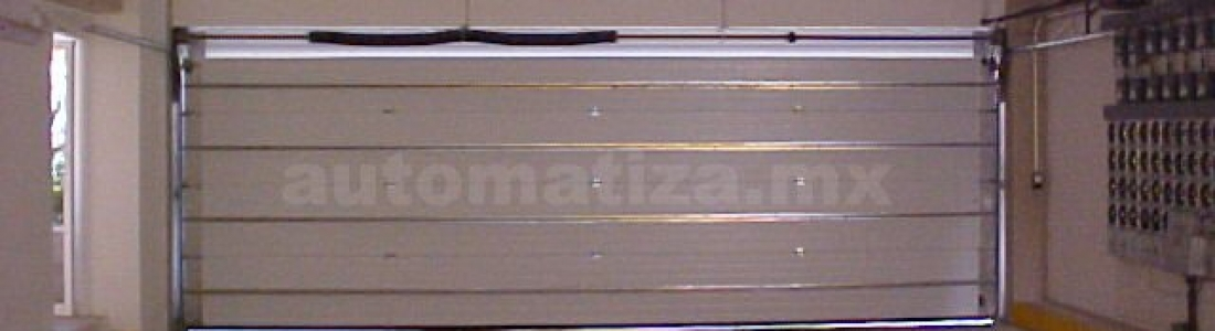 Puertas autom ticas df automatiza automatiza Puertas automaticas df