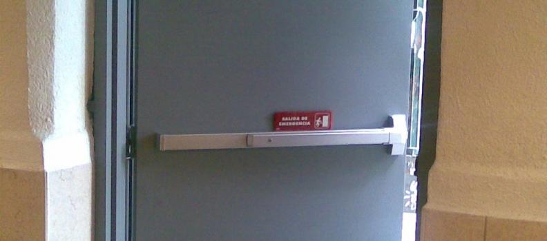 Características básicas de las puertas contra incendio