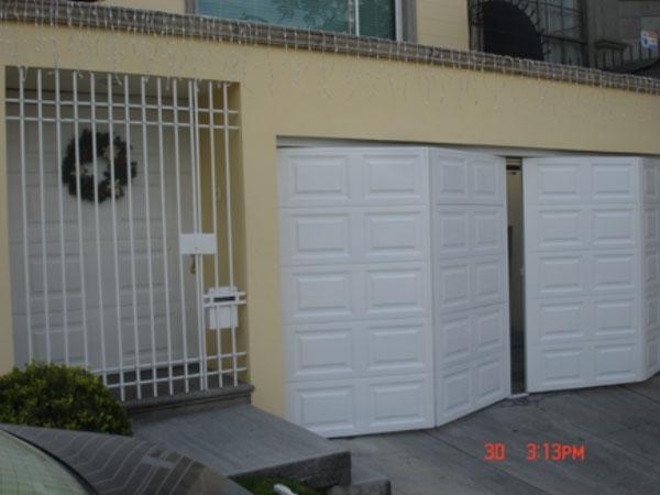 Puertas plegadizas automatiza Puertas automaticas df