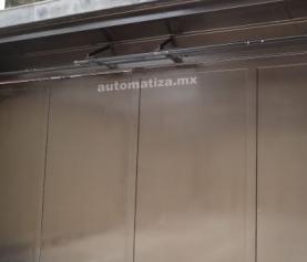 Relación de las puertas automáticas con la eficiencia térmica