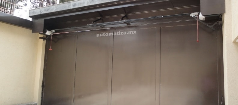 Merik DF, la mejor alternativa en puertas automáticas