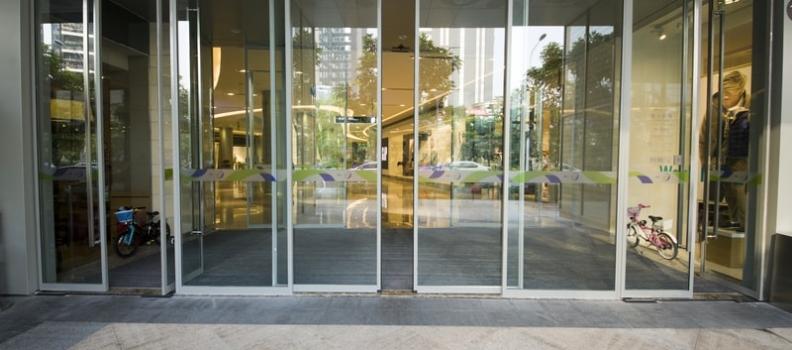 Puertas automaticas df