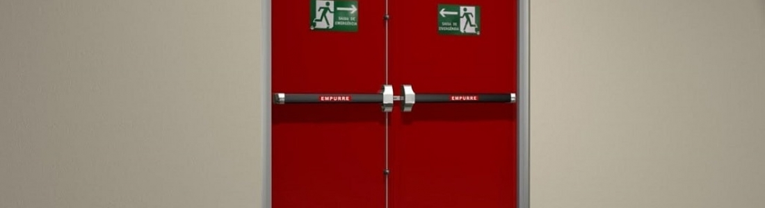 Tres razones para instalar puertas contra incendio