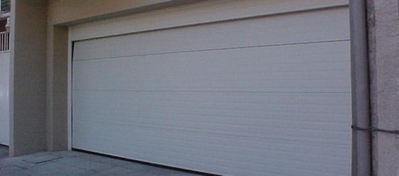 Puertas de garaje, comodidad y seguridad
