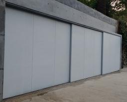 Importancia del mantenimiento de las puertas automáticas de panel sándwich