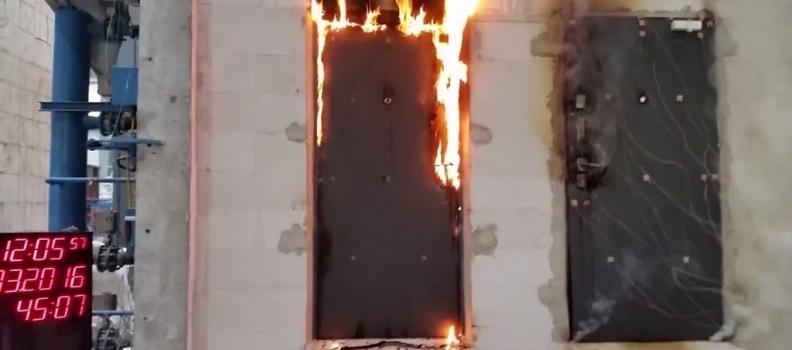 ¿Por qué usar puertas contra incendio?