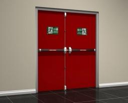 La importancia de contar con puertas contra incendios en óptimas condiciones