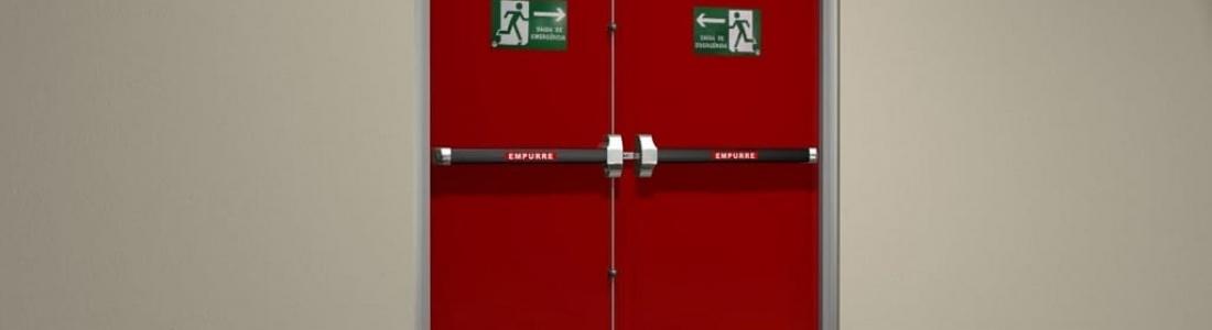 Puertas contra incendio, seguridad ante todo