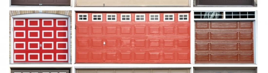 Tipos de puertas de garaje m s comunes automatiza for Tipos de garajes